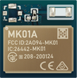 MK01A nRF52832 Bluetooth Module With High-performance Ceramic Chip Antenna