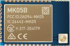 MK05B nRF52810 Bluetooth Module With a u.FL connector