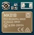 MK01B nRF52832 Bluetooth Module With a u.FL connector