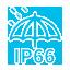 Icon of IP66 Waterproof