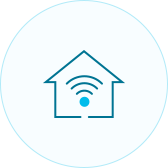 The Icon of Bluetooth Low Energy Application for Smart Home