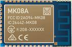 MK08A nRF52840 Bluetooth Module With High-performance PCB Antenna