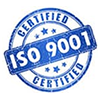 ISO9001 Certificate Icon