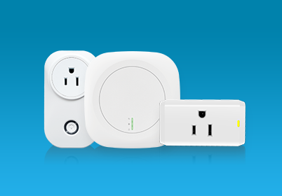 MokoBlue Smart Gateway and Plug