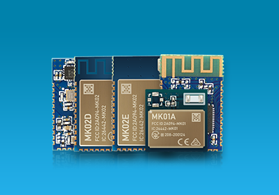 Bluetooth Low Energy Modules Family