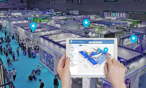indoor location by Bluetooth beacon