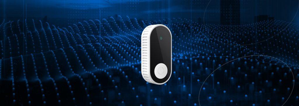 The Video of H4 Temperature Sensor Beacon