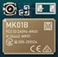 MK01B nRF52832 Blutooth Module