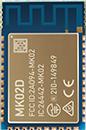 MK02D nRF52832 Blutooth Module