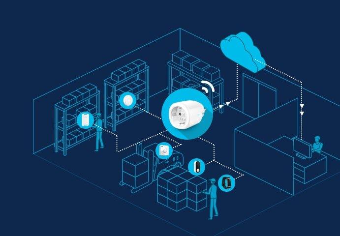 The Application of MK105 Bluetooth Gateway for Intelligent Asset Management