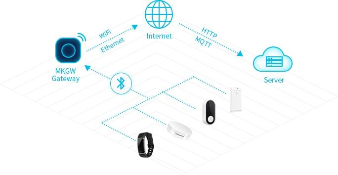 The Technology Behind MKGW1-BW Gateway