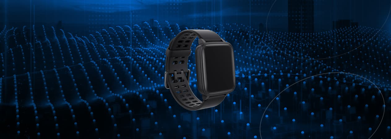 The Video of W5 Contact Tracing Wearables Beacon