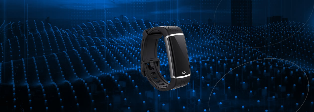 The Video fo W2 Social Distancing Wristband