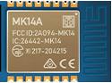 MK14A nRF52805 Bluetooth Module