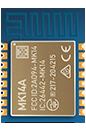 MK14A nRF52805 Blutooth Module